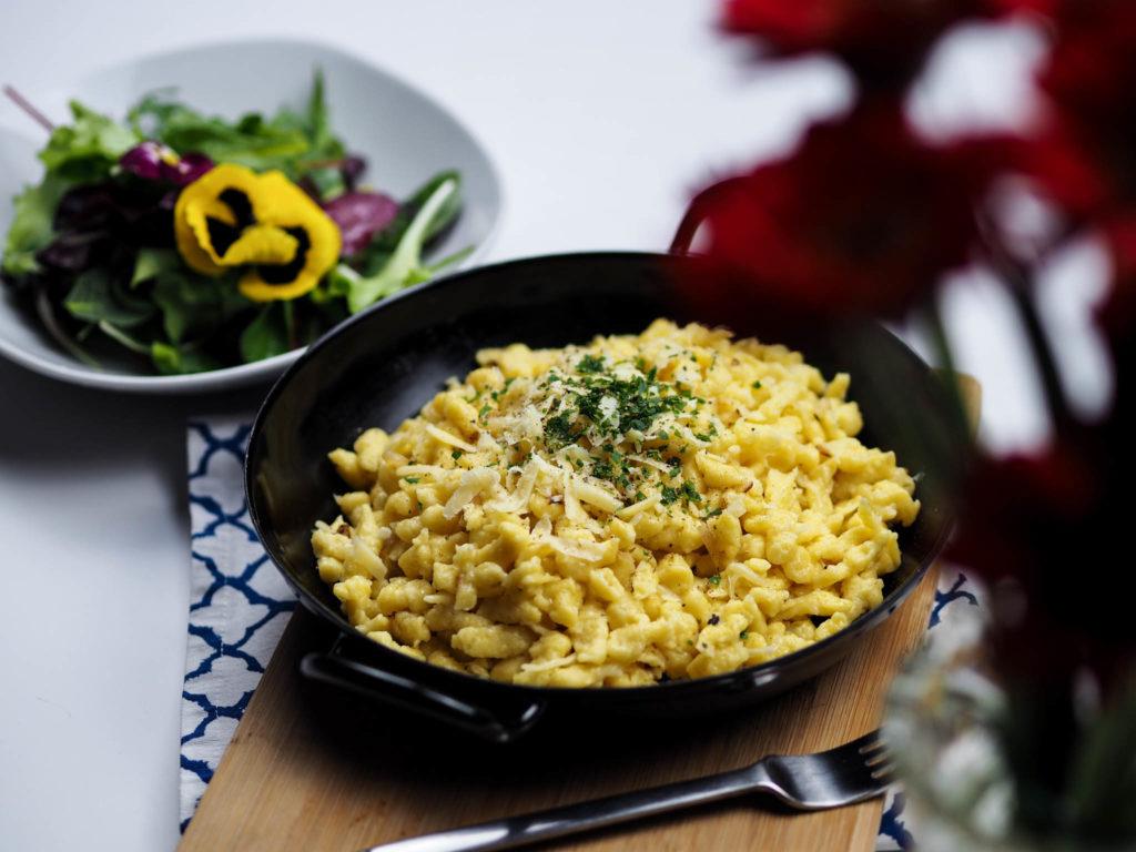Cook – 7 Geschmackswelten Käsespätzle