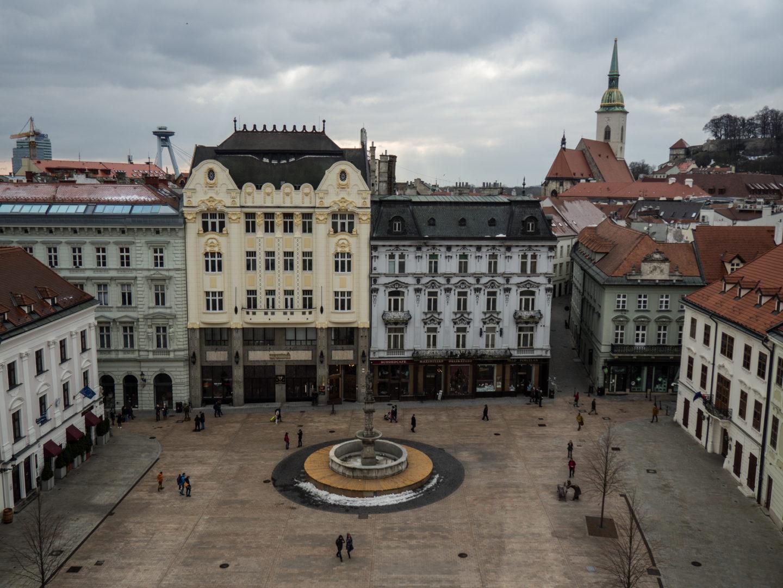 Traveldiary – 24 Stunden in Bratislava