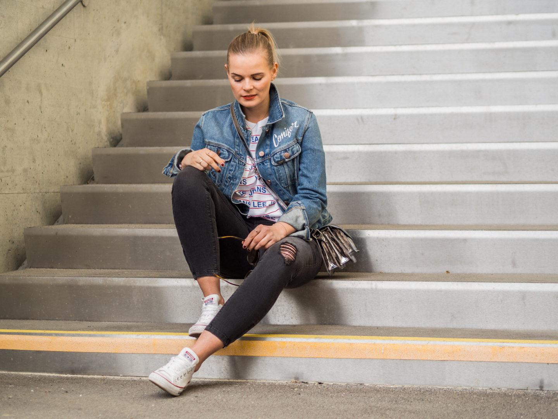 Die Jeansjacke – ein Must Have der Saison