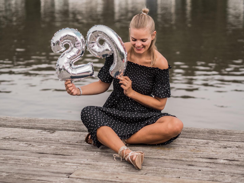 29, oder oh mein Gott, nächstes Jahr werde ich 30