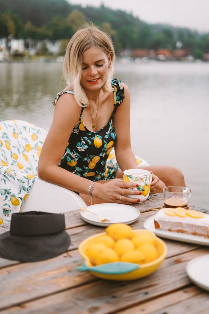 Caprifeeling – Italien für zu Hause + Rezept Zitronenkuchen